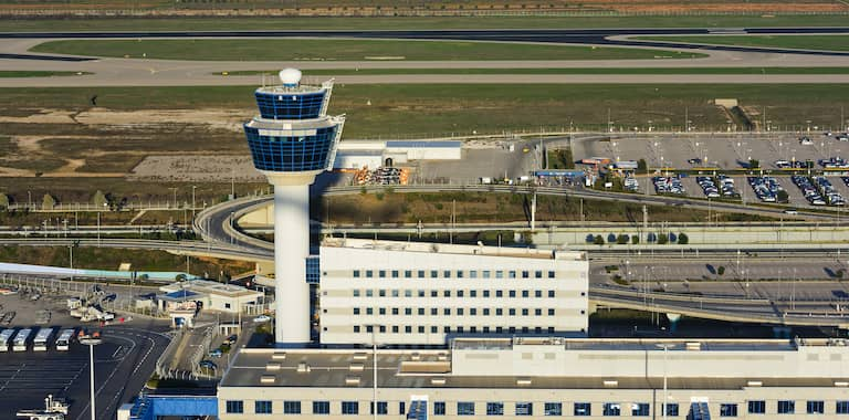 Athens International Airport Routes, Map and Contact Information