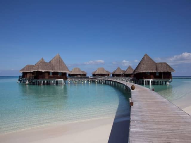 Book Luxurious Stay In Coco Palm Dhuni Kolhu With Seaplane