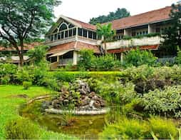 The Riverview Resort in Chiplun