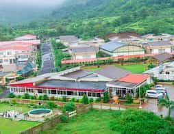Rainforest Resort in $hotelCityName1