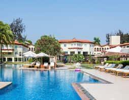Kenilworth Resort & Spa in Panjim