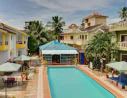 Ondas Do Mar Beach Resort Phase II in Panjim