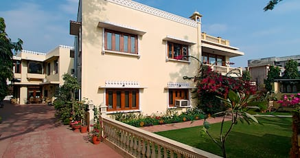 Hotels With Swimming Pool In Bani Park Jaipur 1400 Night