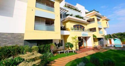 Hotels With Swimming Pool In Yelagiri 1500 Night