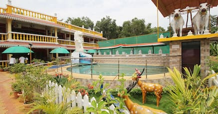 Hotels With Swimming Pool In Nagaon Alibaug 3000 Night