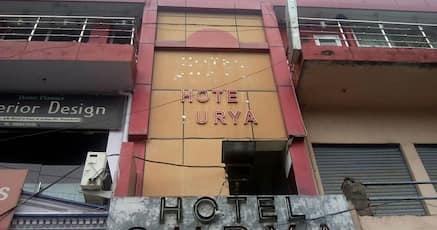 Hotel Surya Firozabadget Directions