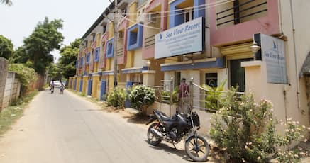 Book cheap hotels in pondicherry india from 840 night Budget hotels in pondicherry with swimming pool