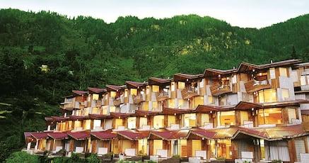 Manuallaya The Resort Spa In Himalayas Mi
