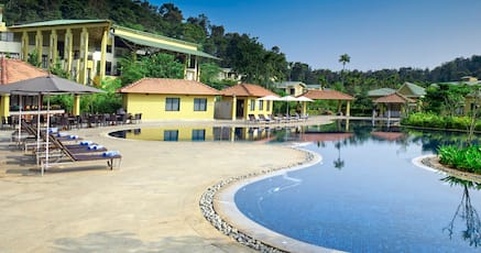 Book 4 star hotels in coorg 1778 night Hotels in coorg with swimming pool