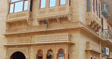 Hotels near Air Force Circle Bus Stop, Jaisalmer with Room