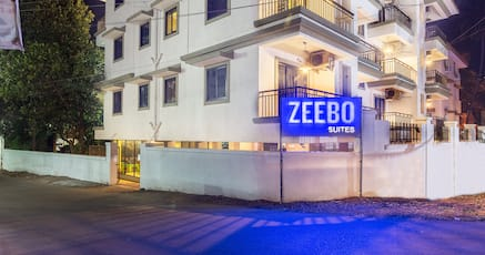 Book Treebo Hotels In Arpora Goa 5129 Night