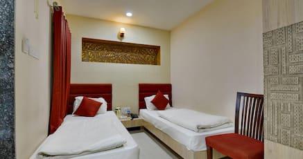 80 Hotels in Mp Nagar, Bhopal  Room @ ₹ 350/night