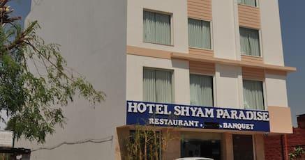 Book 3 Star Hotel Near Bindayaka Railway Station Jaipur