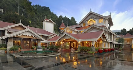 Mayfair Spa Resort Gangtok In