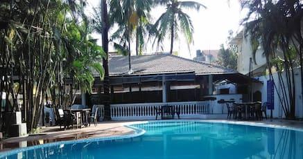 Silver Sands Beach Resort Daman In