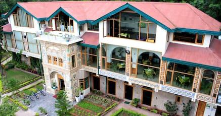 Hotels With Swimming Pool In Kasauli 5000 Night