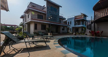 Hotels With Swimming Pool In Nagaon Alibaug 3500 Night