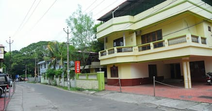 Sreekrishna Kailas Inn Guruvayoorget Directions