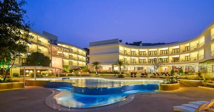 Book 5 Star Hotel Near Calangute Beach Goa