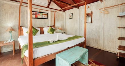 Book Treebo Hotels In Morjim Goa 3600 Night