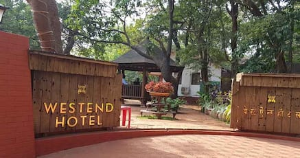 Westend Hotel In Matheran