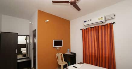 Hotels near Gandhipuram Main Bus Stand, Coimbatore with Room