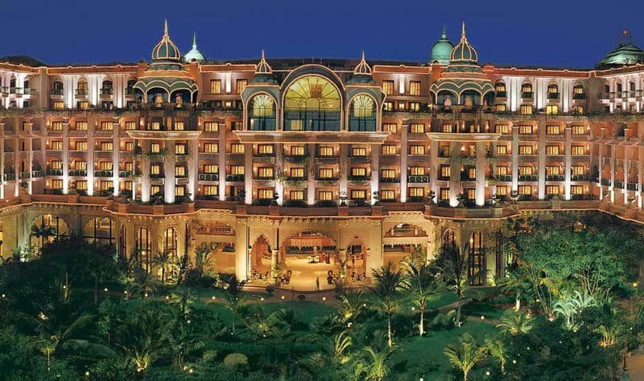 Image result for leela palace bangalore