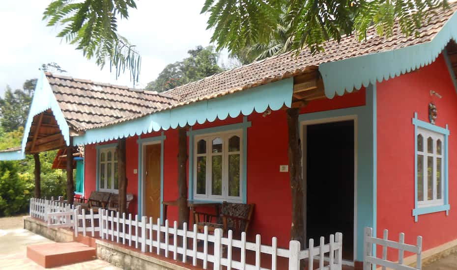 May Flower Cottage Hotel Coorg Book Room INR4125 Night 70 OFF