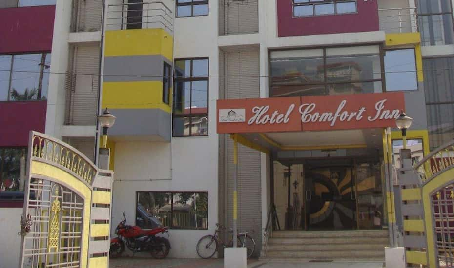 Hotel Comfort Inn Tarapith Hotel Booking Reviews Room Photos