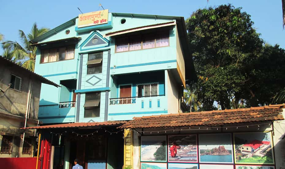 Annapoorna Stay Inn, Vengurla - Book this hotel at the BEST
