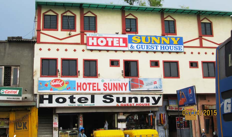Hotel Sunny & Guest House, Ahmedabad - Book this hotel at the BEST