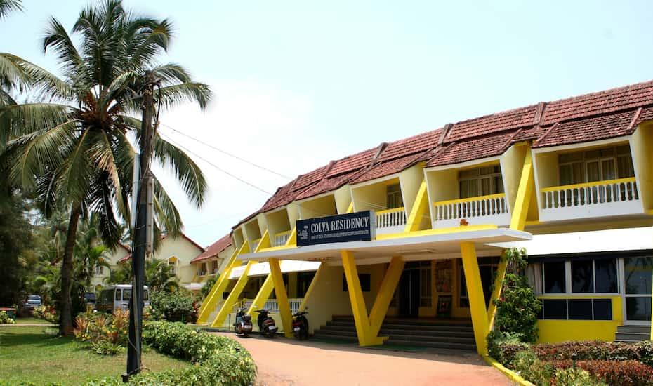 Colva Residency Goa Tourism