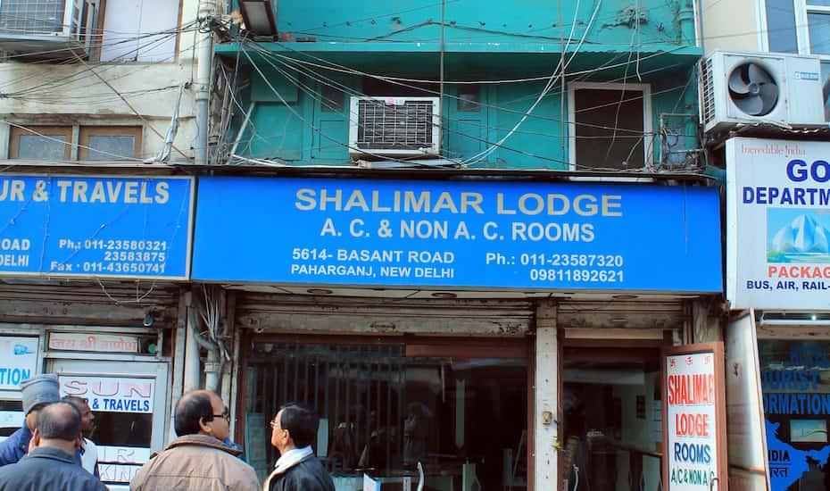 Shalimar Hotel Paharganj