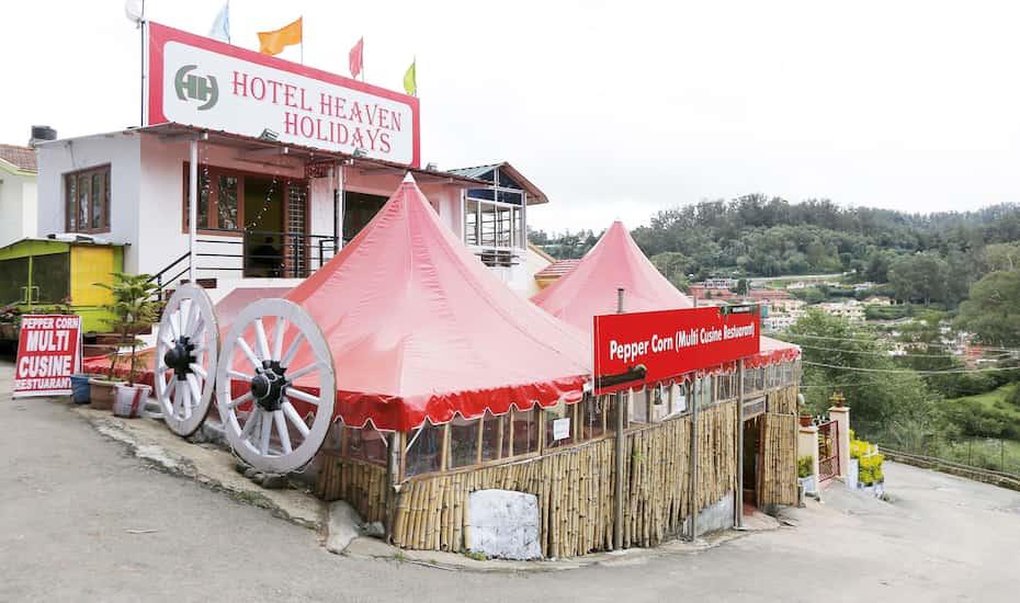 Heaven Holiday Resort