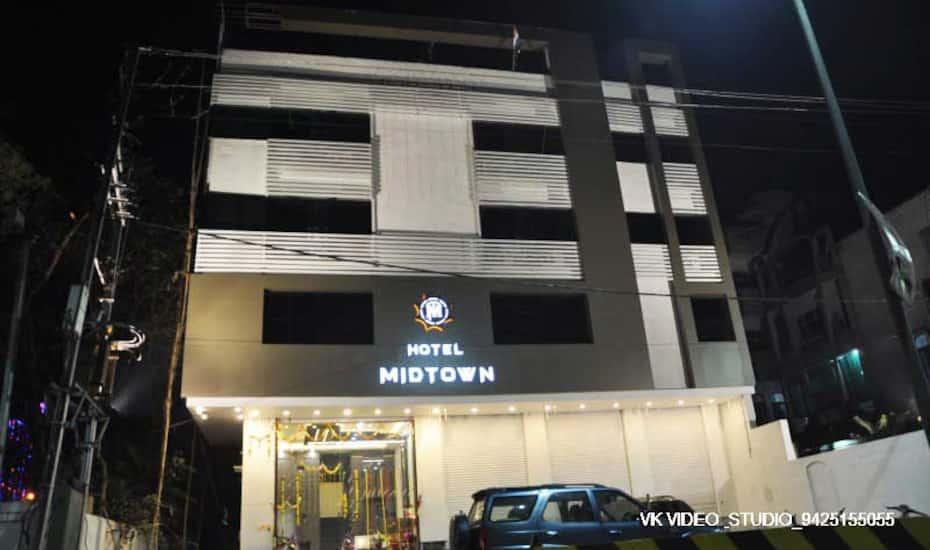 hotel midtown jabalpur hotel booking reviews room photos price rh yatra com