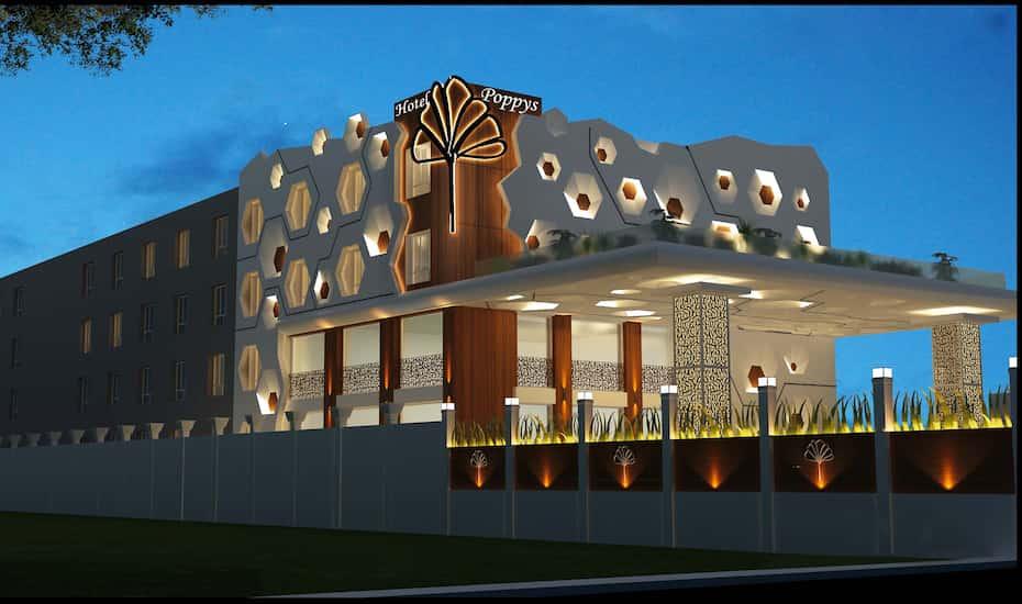 Poppys Hotel Madurai Flat 50 Off Book Reviews Room