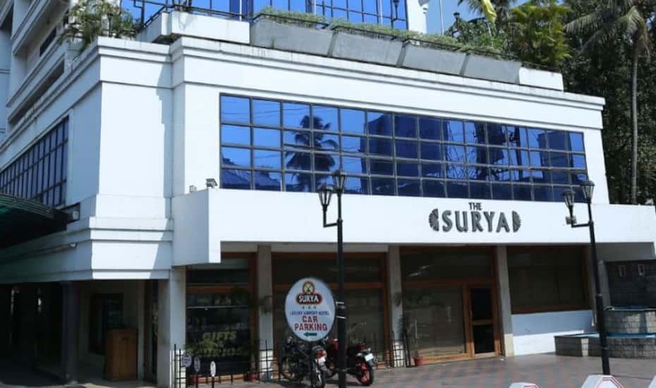 The Surya Hotel