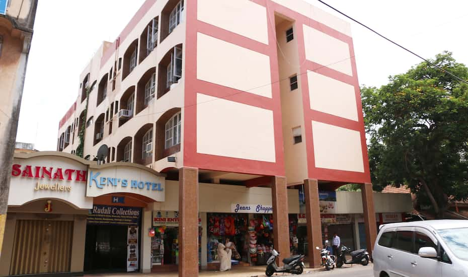 Kenis Hotel Goa Book This Hotel At The Best Price Only On