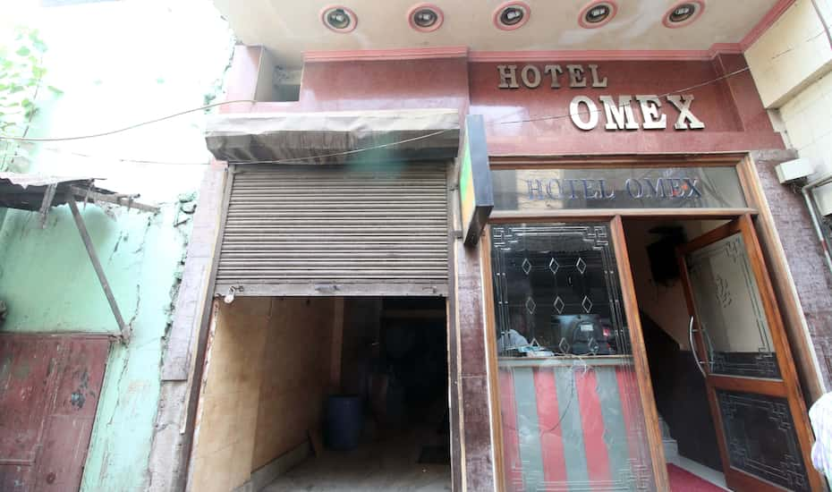 Hotel Omex, New Delhi - Book this hotel at the BEST PRICE only on