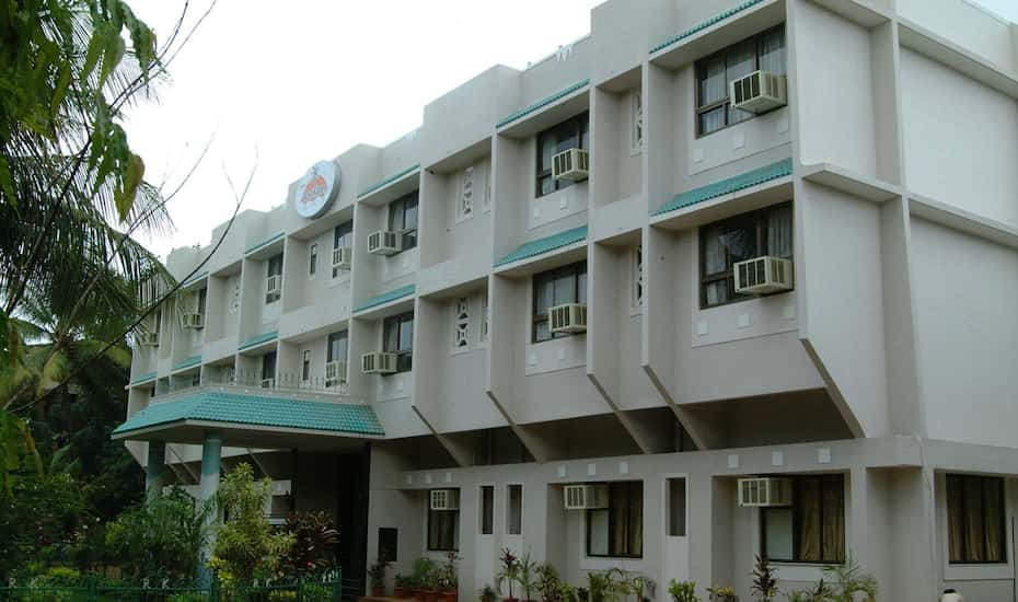 Hotel Ravi Kiran, Alibaug - Book this hotel at the BEST PRICE only