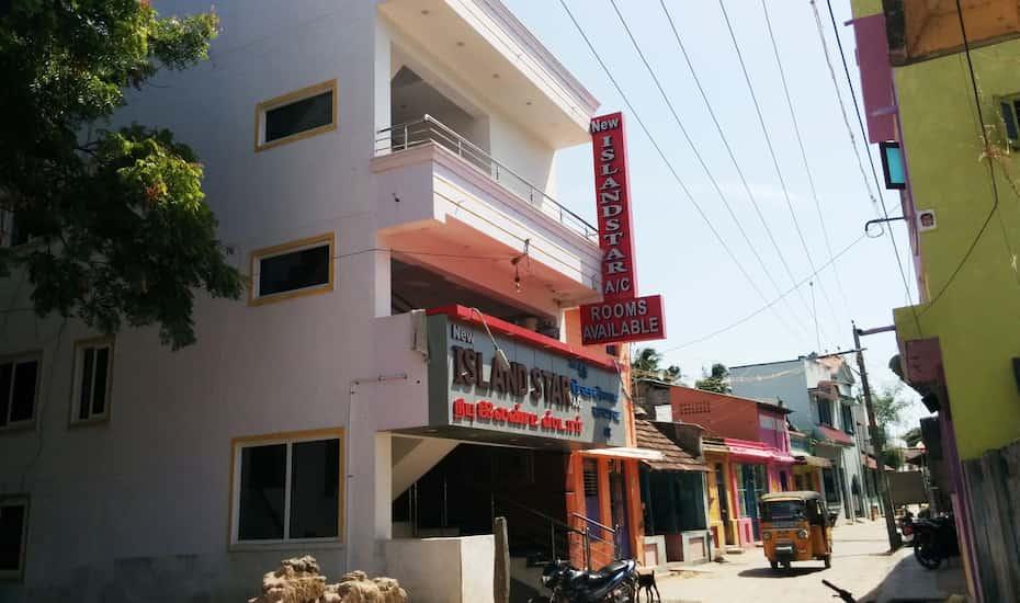 Hotel New Island Star A C
