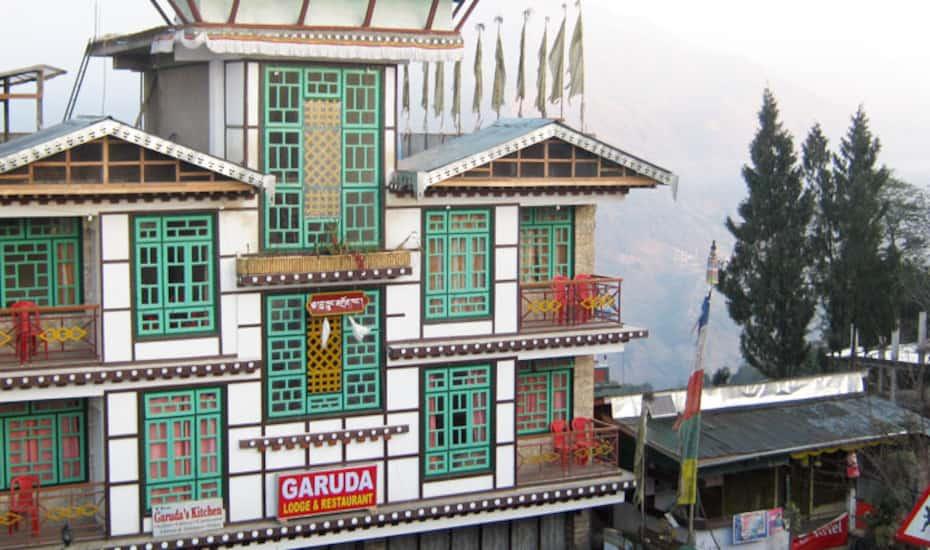 Hotel Garuda Pelling Hotel Booking Reviews Room Photos Price