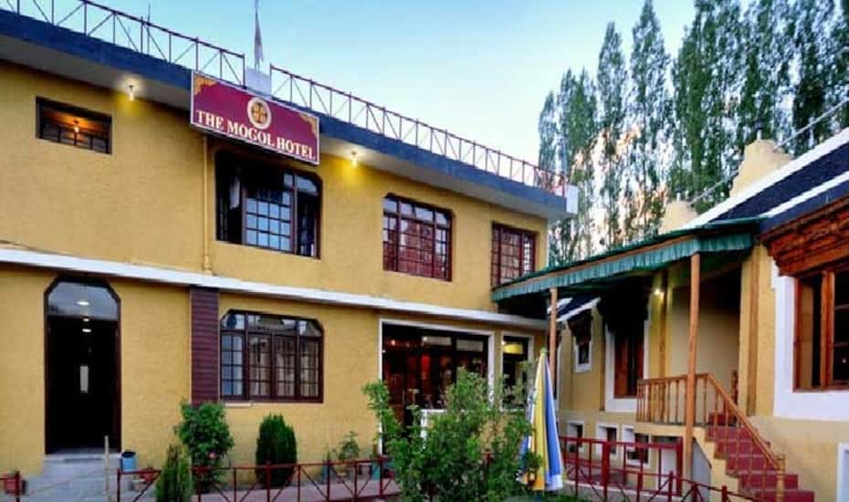 The Mogol Hotel