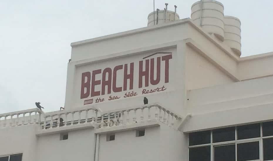 Hotel Beach Hut