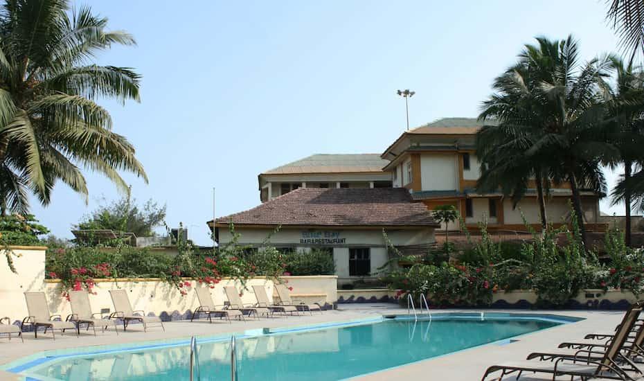 Calangute Residency Goa Tourism