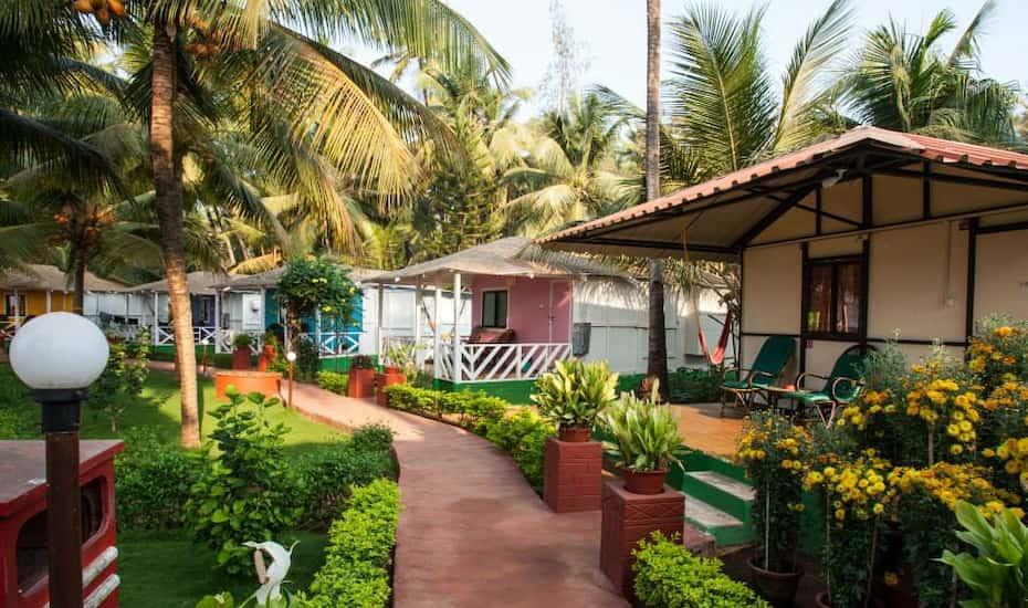 Cuba Palolem Beach Resort