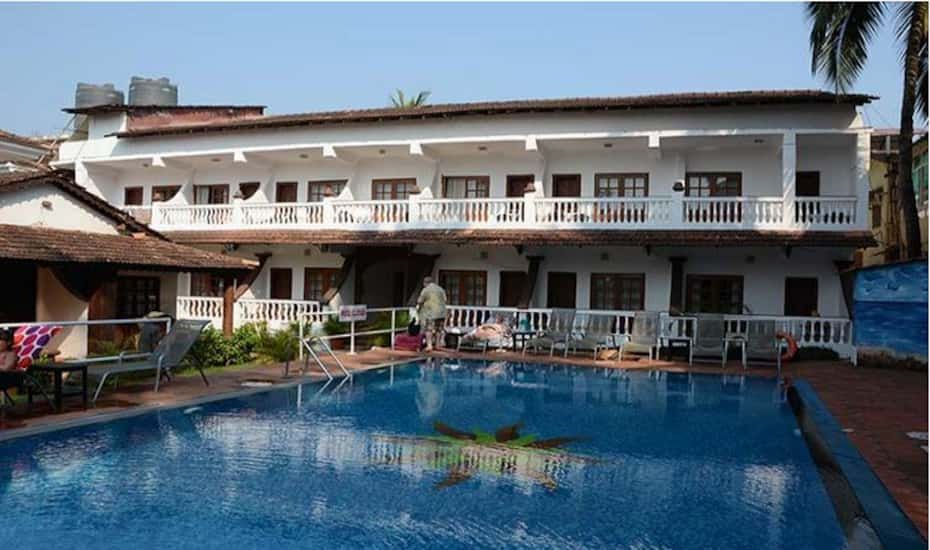 Silver Sand Holiday Village Goa Hotel Booking Reviews Room Photos