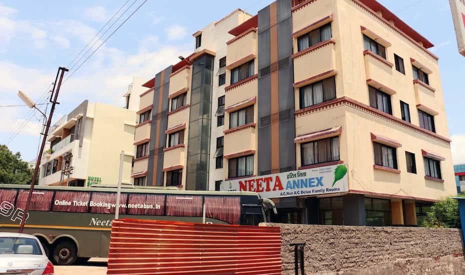 Hotel Neeta Annex Shirdi Hotel Booking Reviews Room Photos Price