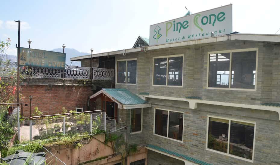 Hotel Pine Cone