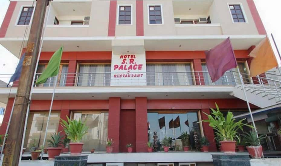 hotel sr palace agra hotel booking reviews room photos price rh yatra com